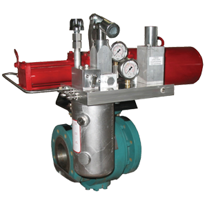 Emergency Shutdown safety valves for pipelines